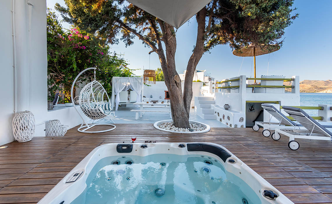 Villa Lord Jacuzzi Sea View
